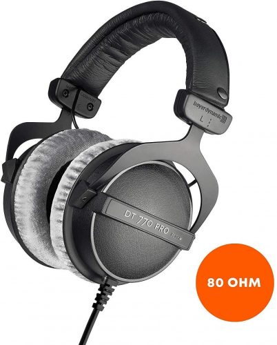 Beyerdynamic DT 770 Pro - closed-back headphones