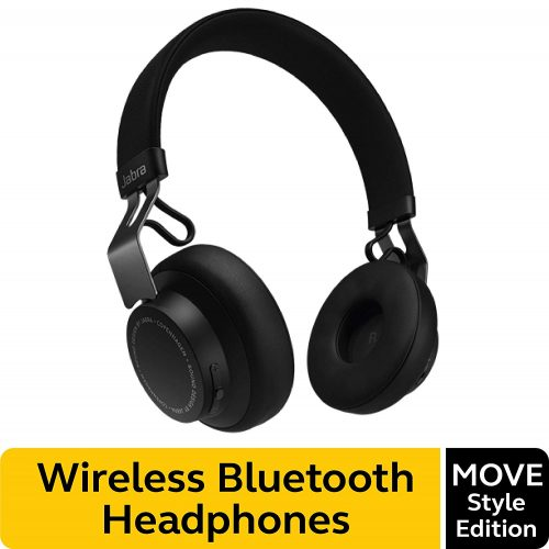 Jabra Move Wireless Headphones - Cheap Wireless Headphones