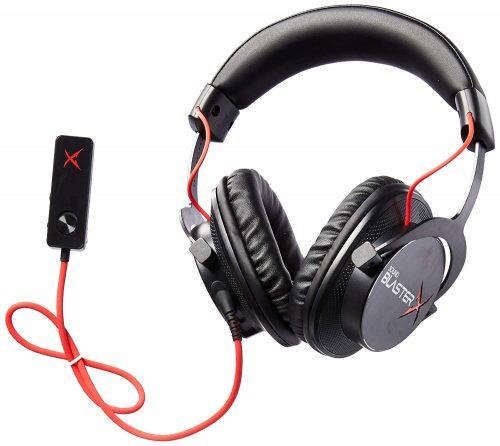 Creative Soundblaster H6 - Headphones for Xbox