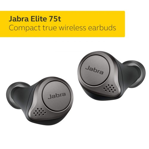 Jabra Elite 75t - Workout Headphones