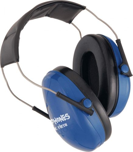 Vic Firth Kidphones - Noise Canceling Headphones for Kids