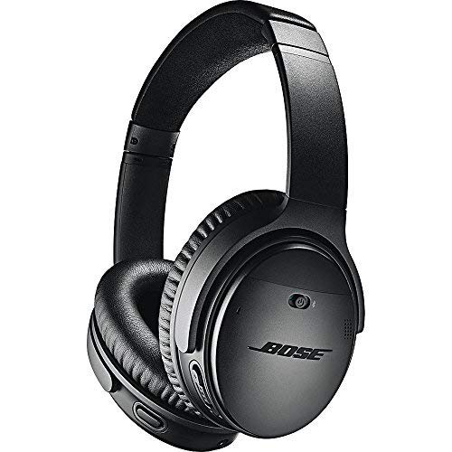 Bose QuietComfort 35 II Wireless Bluetooth Headphones - headphones with microphone