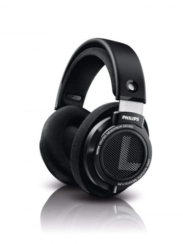 Philips SHP9500S - Open Back Headphones for Gaming