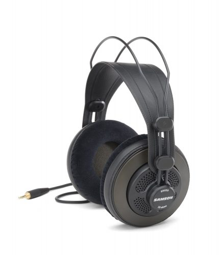 SAMSON SR850 - Open Back Headphones for Gaming