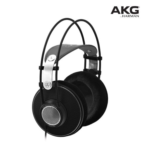 AKG Pro Audio K612PRO - Open Back Headphones for Gaming