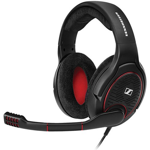 Sennheiser Game ONE Headset - Open Back Headphones for Gaming