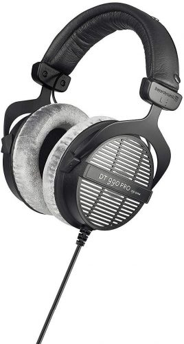Beyerdynamic DT 990 Pro - bass headphones