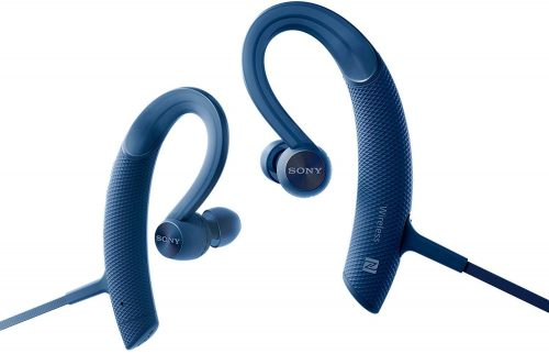 Sony MDR-XB80BS Extra Bass - Waterproof Bluetooth Headphones