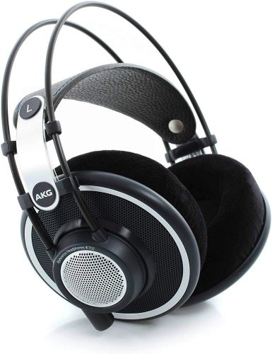 AKG K702 Headphones - Radio Headphones