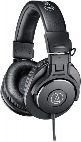 Audio Technica ATH-M30x Headphones - Radio Headphones