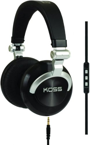Koss Pro DJ200 - Headphones for Music Production