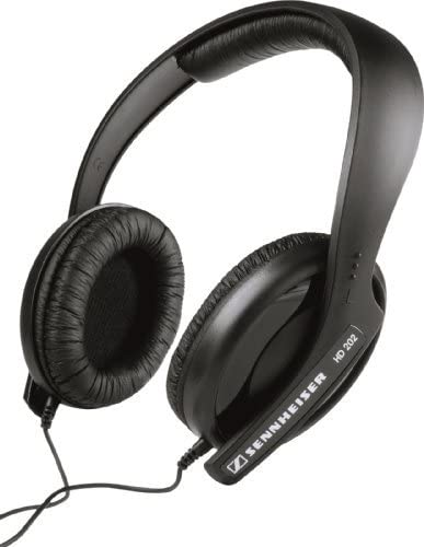 Sennheiser HD 202 - Closed-Back Headphones