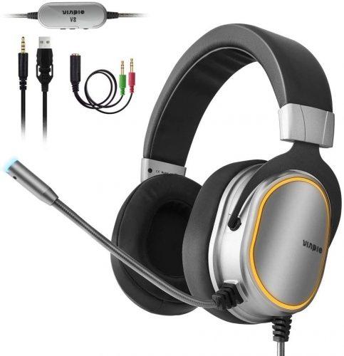 Vinpie Surround Sound - Surround Sound Headphones