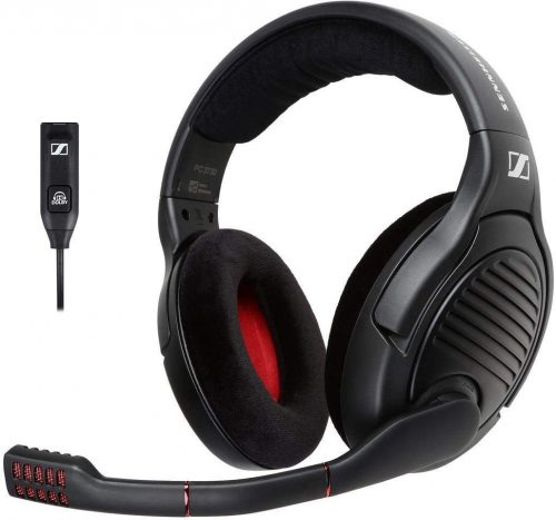 Sennheiser PC 373D - Surround Sound Headphones