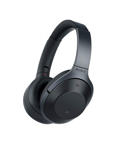 Sony MDR-1000X - Sony Noise Canceling Headphones