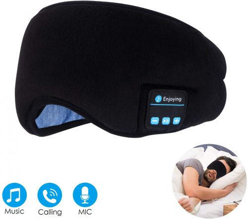 Bluetooth Sleeping Eye Mask Headphones