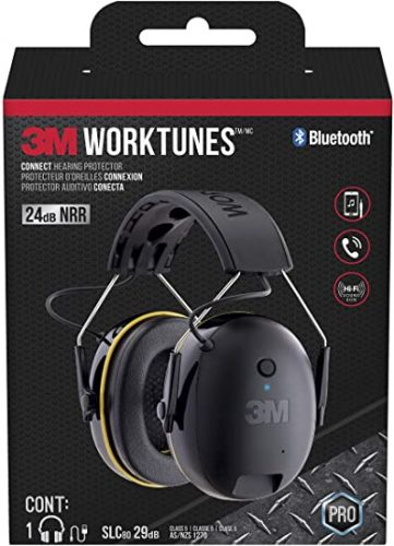 3M Worktunes Wireless - Radio Headphones