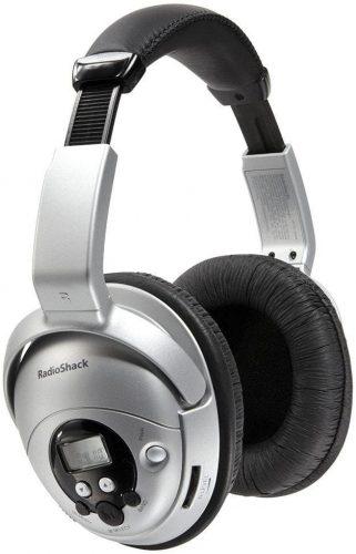 RadioShack AM/FM Stereo Headset Radio - Radio Headphones