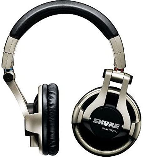 Shure SRH750DJ - Shure Headphones