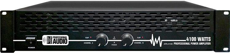 Adkins Pro - DJ Amplifiers