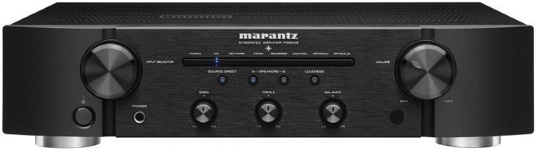 Marantz PM6006 UK Edition - professional power amplifiers