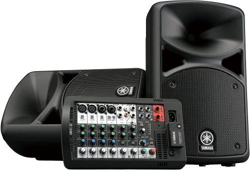 Yamaha STAGEPAS 400BT - Amplifier Speakers