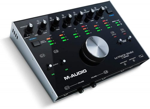 M-Audio M-Track 8X4M - USB Audio Interfaces