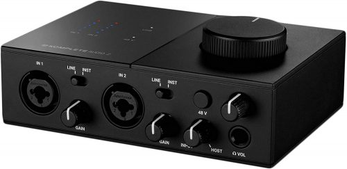 Native Instruments Komplete Audio 2 - Budget Audio Interfaces