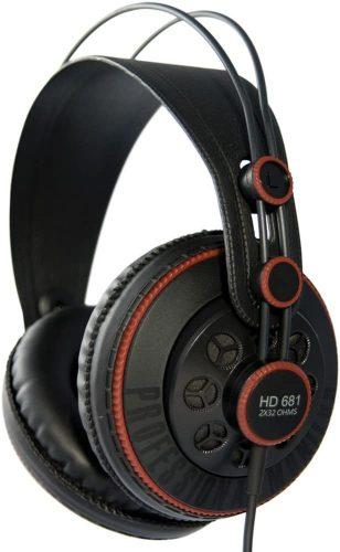 Superlux HD 681 - Open Back Headphones