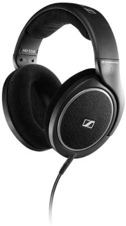 Sennheiser HD 558 - budget open back headphones
