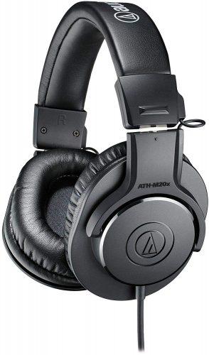 Audio-Technica ATH-M20X - Headphones Under $50