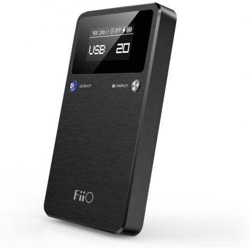 Fiio E17k Alpen - DACs Under USD 1000