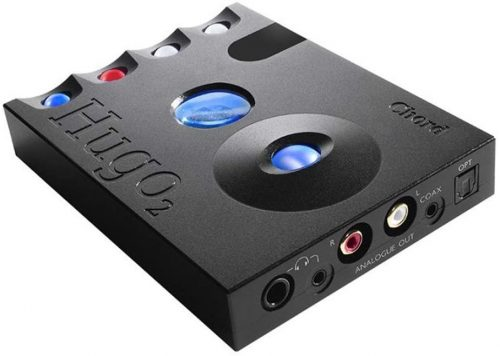Chord Hugo 2 - Digital to Analog Converters