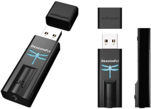 AudioQuest DragonFly Black - DACs Under USD 1000