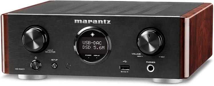Marantz HD-DAC1 -DACs Under USD 1000