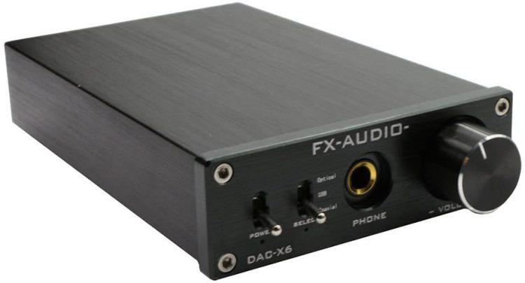 FX Audio DAC-X6 - DACs Under USD 1000