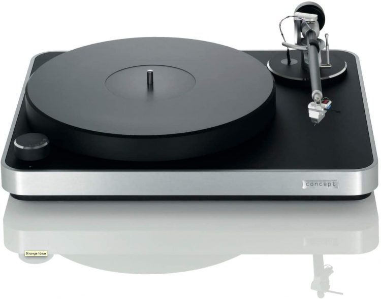 Clearaudio Concept - turntables