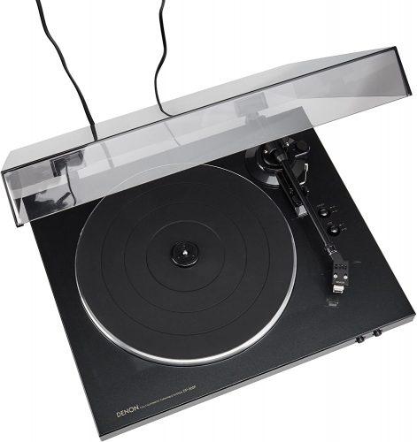 Denon DP-300F - turntables