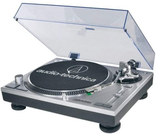 Audio-Technica AT-LP120-USB - turntables