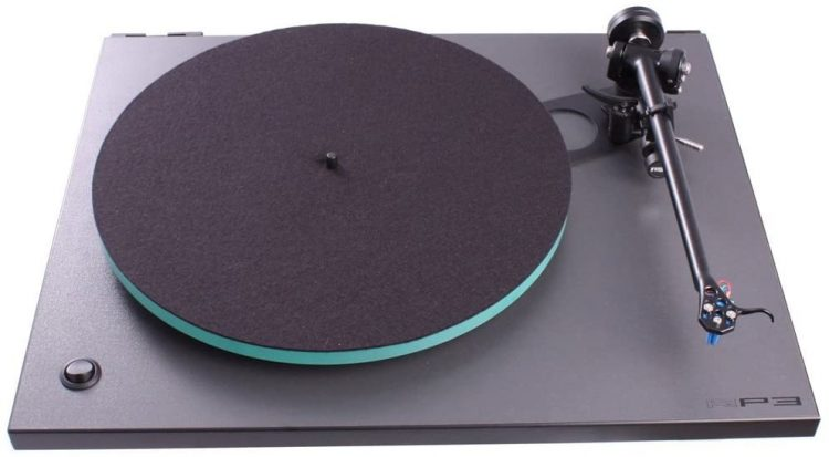 Raga Planar 3/ELYS2 Record Player