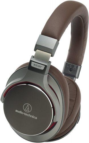 Audio Technica ATH MSR7- high fidelity headphones