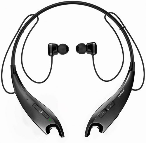 Mpow Jaws - headphones with microphone