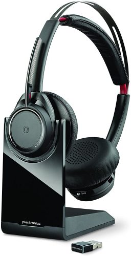 Plantronics b825m Voyager Focus - headphones with microphone