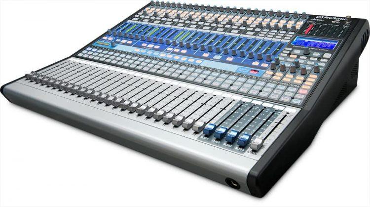 Presonus Studiolive 24.4.2AI - electronic audio mixers