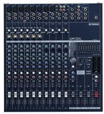 Yamaha Emx5014c - electronic audio mixers