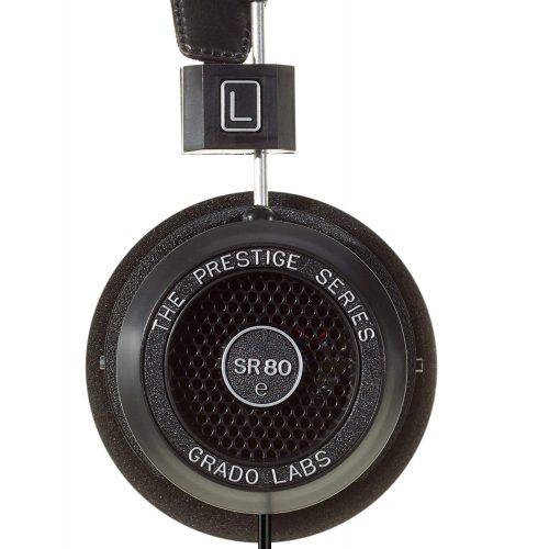 Grado SR80e Prestige Series - high fidelity headphones