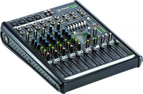 Mackie Profx8v2 - electronic audio mixers