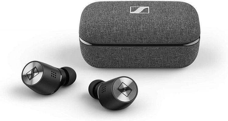 Sennheiser Momentum True Wireless Earbuds - wireless earbuds