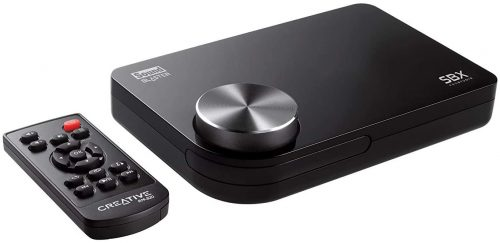 Creative Sound Blaster X-Fi Surround 5.1 | USB Digital Audio Adapters