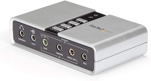 StarTech.com 7.1 USB Sound Card | USB Digital Audio Adapters